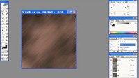 [PS]Photoshop 平面特效设计-实例48 铁锈背景的制作