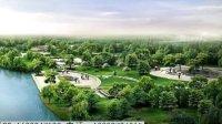 园林效果图★3DMAX园林设计★园林设计图★广场园林景观设计★仿古园林设计
