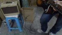 天地豪琴乐器 关于丽声音箱没有杂音的现场测试