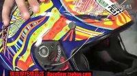 意大利顶级摩托车头盔 AGV k3 头盔全盔 K3 五大洲头盔