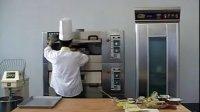 【火】面包的做法花样视频_面包机做面包的视频