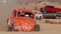 疯狂的赛车沙漠中事故集锦