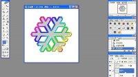 [PS]Photoshop 平面特效设计-实例65 镶边按钮的制作