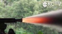 【巨獸】國內業餘界最大總沖固體火箭發動機地面試車