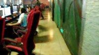 视频: QQ飞车全民争霸赛湖南湘乡七加一星级网吧第二周赛1