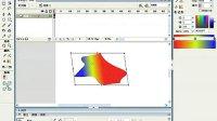 Flash8视频教程]14、任意变形工具的使用方法-0002