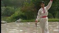 木兰拳28式38式单扇48式单剑四路单剑教学罗定市高空跳伞图片