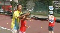 教你打网球---爱博体育