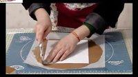 安琪预拌粉加图纸做姜饼屋