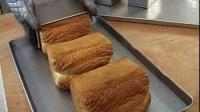 【火】土司面包做法_面包制作工艺流程