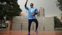 [拍客]烈马STLYE Gangnam Style 成都第一支美式橄榄球队 江南style