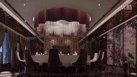 餐饮酒店设计 酒店装修设计 餐饮空间中心设计