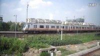 乘2101次列车沿北京东北环线拍地铁13号线-2
