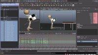 CGWANG动画学院,MAYA课堂视频-搬箱子训练