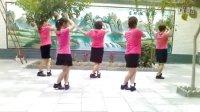清水芙蓉广场舞  兔子舞9步