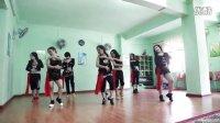 HL女子健身会所爵士舞会员视频1