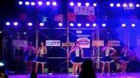 金湖香港城周年狂欢夜晚会美女爵士舞