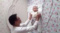 0~6个月婴儿被动操
