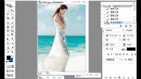 [PS]Photoshop 经典效果1000例 共288讲 18.人物边缘发光效果.avi
