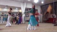 Echo广州肚皮舞教学—Balady-El Hob Halal-圣洁的爱-2012年7月新舞
