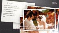 AE076爱.旅程 1920X1080-AE婚庆婚礼预告片模板