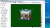 【NX视频】注塑模具设计(分模调模架加装配图完整版)第六部分-NX视频网