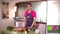 怎么做新鲜意大利面  罗勒酱意大利面 OUCOOK