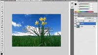 [PS]photoshop CS5 从入门到精通 经典实例教程 78.实例—透明字和下雪效果的制作