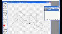 [PS]Photoshop CS2 广告设计教程_49.路径选择工具