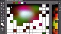AI教程_AI实例教程_海报设计篇_彩色格子