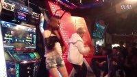 E舞成名华亿杯温州跳舞机双人组合比赛选手囡囡、W.MOV