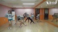 韩国舞蹈乐队女团 AOA - GET OUT (舞蹈版练习室版本)