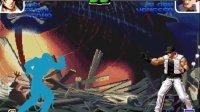 拳皇十周年纪念版-八神极限爆气