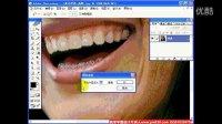 平面设计教程PSCDRAIID精品高清美白牙齿