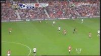 英超 曼联 VS 富勒姆 上半场 (12-13赛季英超第2轮)