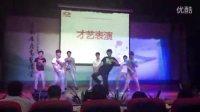 东风日产新员工工厂实习总结会舞蹈