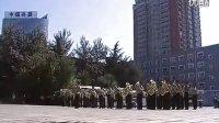 中国人民解放军军乐团行进表演_高清