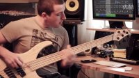 Periphery - 'Feed The Ground'  Bass Cover by Darkglass B7K