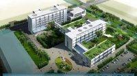 CAD和3D厂房外观整体规划设计效果图◆◆3D厂房外观设计效果图◆◆厂房外观效果图