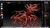 用Zbrush做树的3d模型--1