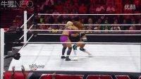 WWE20120820 歌剧女主角1号 Contender Battle Royal Raw