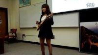 美国兰德大学中国学生入学表演6