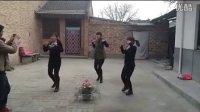 澄城县韦庄镇前城村大年初一广场舞娱乐-爱的世界