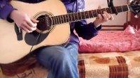 《滴答》 吉他独奏   简单又好听的指弹曲
