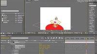 『AE教程』04-5三维合成-摄像机动画-0002