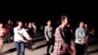 昔日麻将声  今日健舞音-----社会主义新农村桂林村2