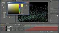 AE视频教程 cc粒子2