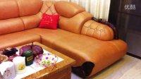 中国心 特价真皮沙发 组合L型转角皮艺沙发 欧式厚皮沙发客厅家具