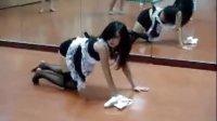 台湾的肚皮舞教师 角色扮演 女佣艳舞