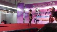 2012广州第13届性文化节上的透明丁字裤01